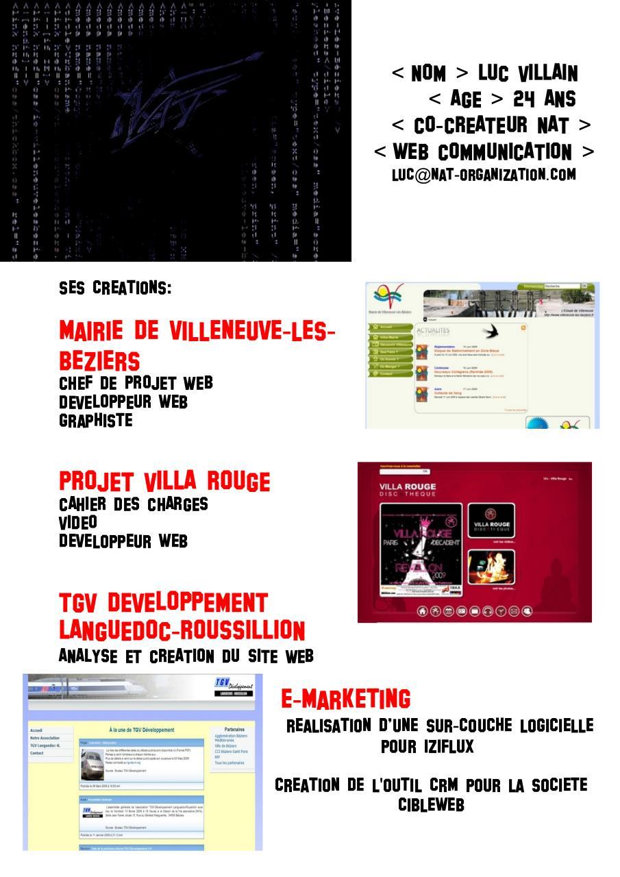 cv david bonvoisin - d u00e9veloppeur informatique par david bonvoisin - page 1  1