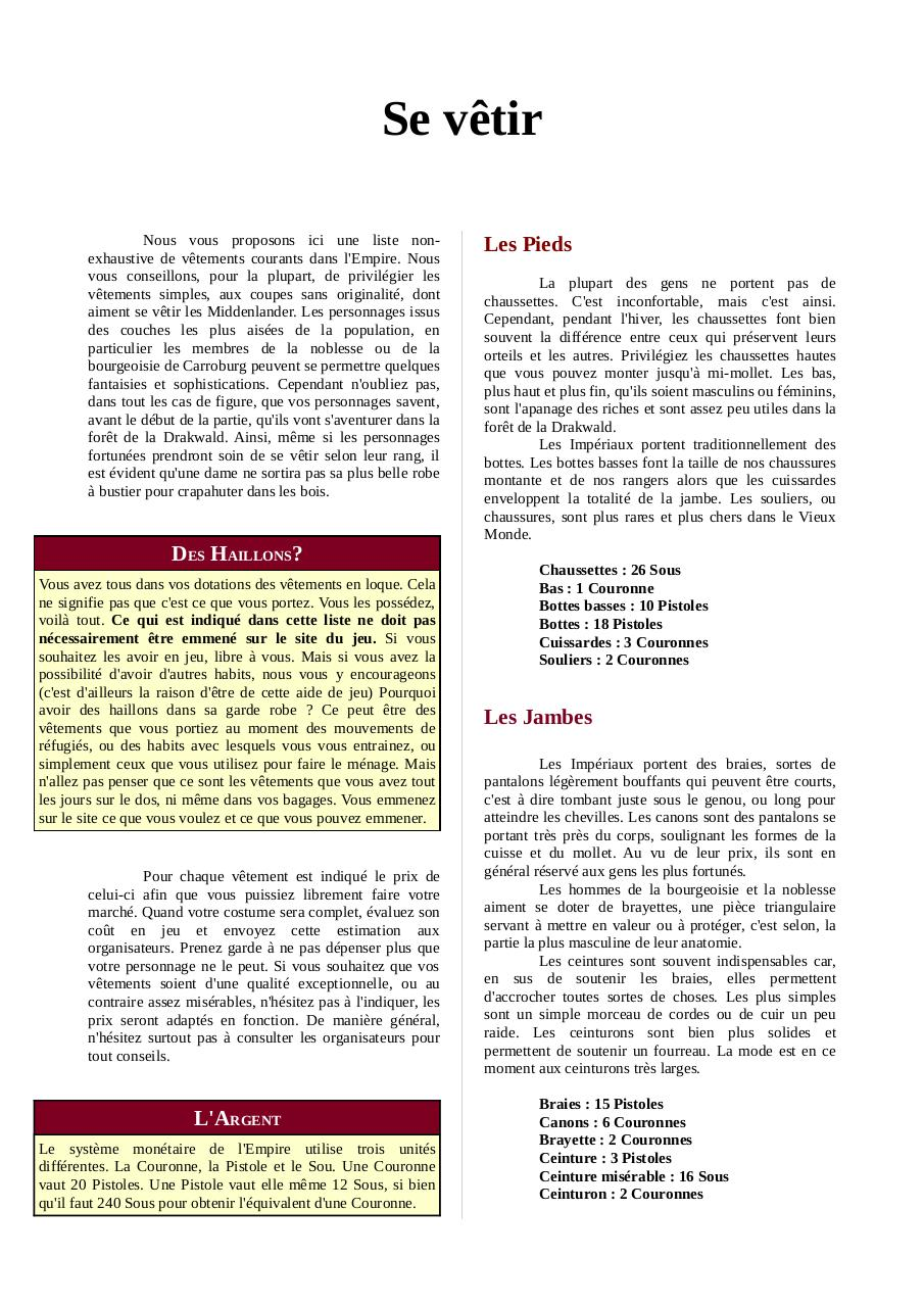 Aperçu du document Se vêtir.pdf - page 1/3