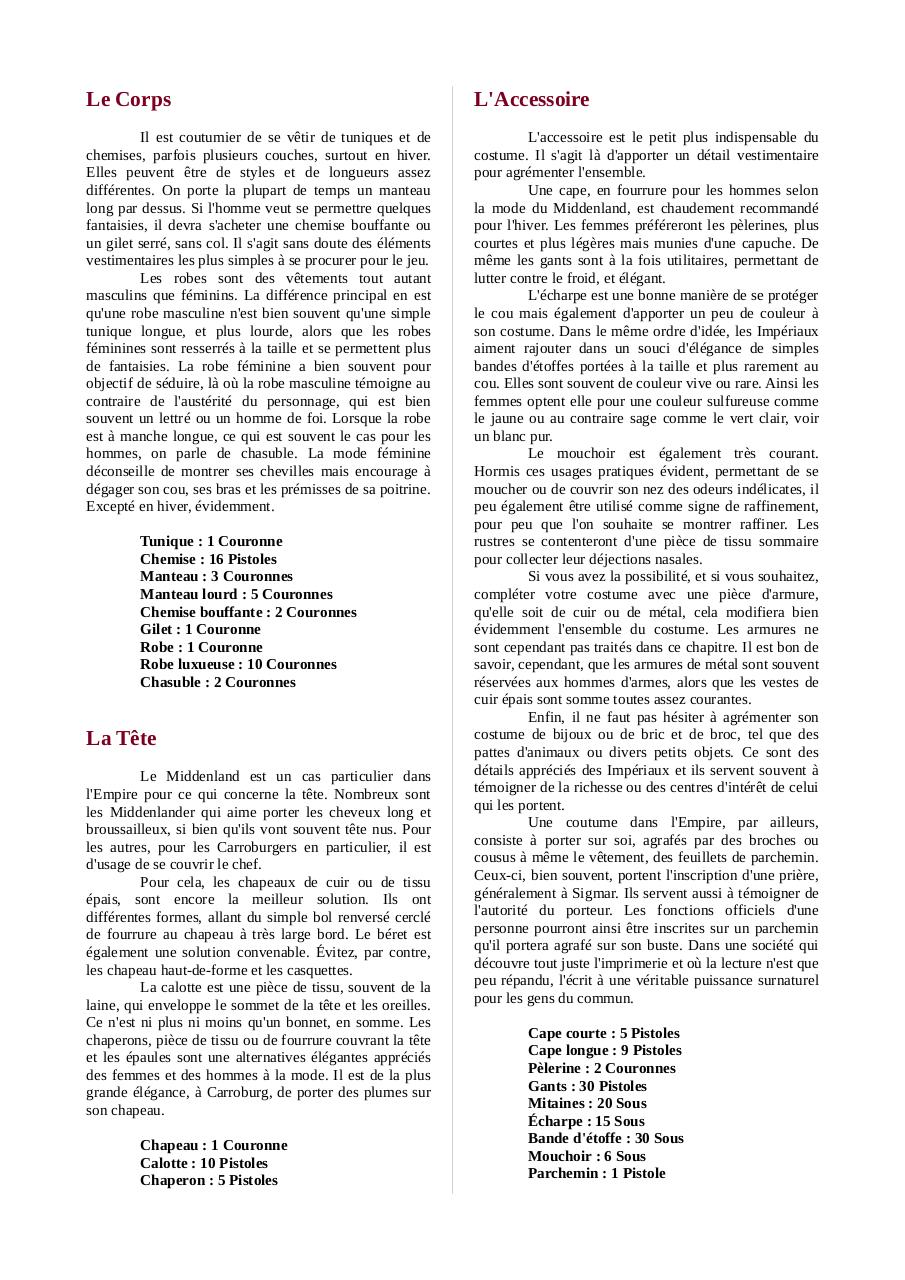 Aperçu du document Se vêtir.pdf - page 2/3