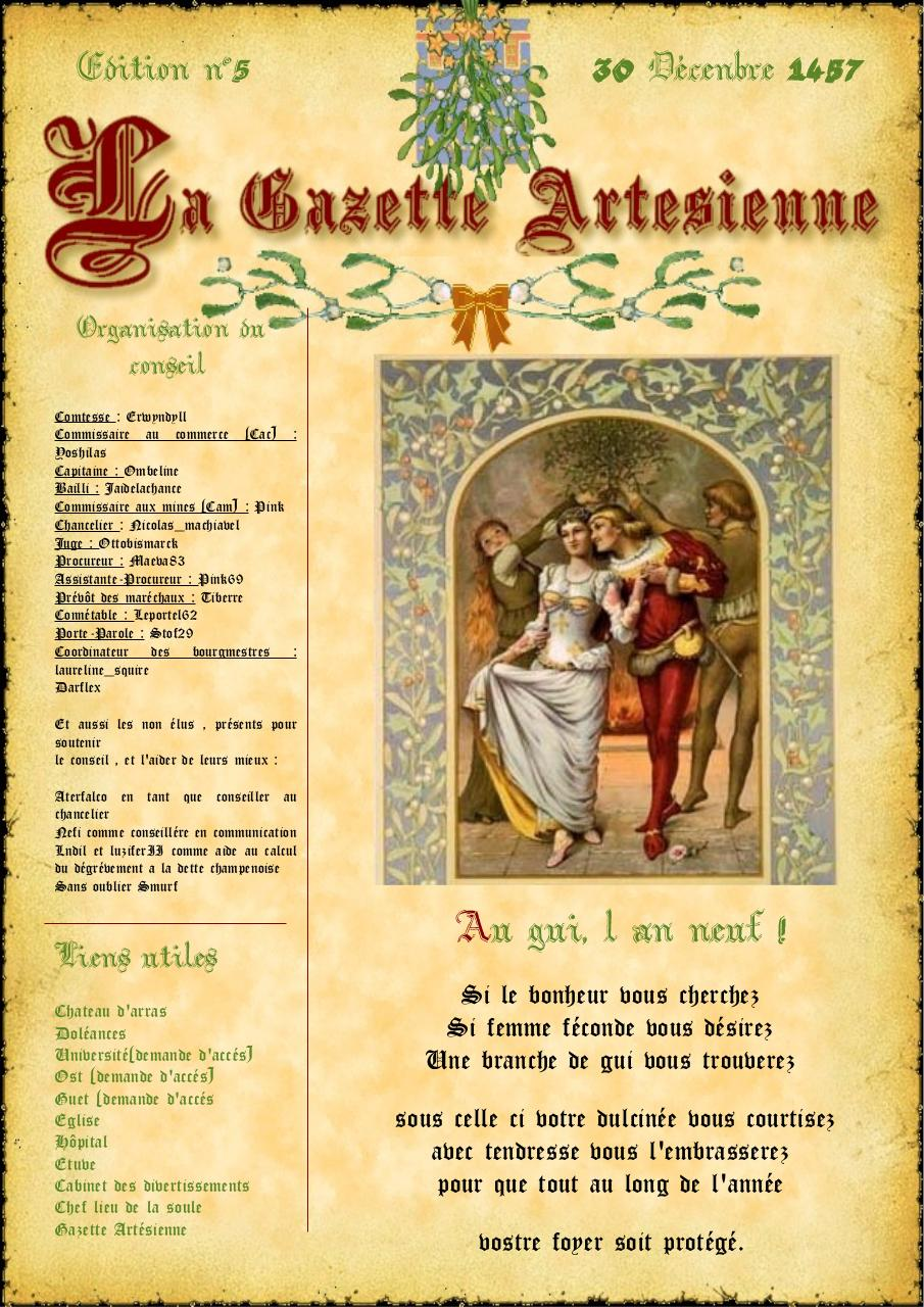 Aperçu du document gazette 5eme edition.pdf - page 1/6