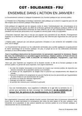 Cgt Fonction Publique Cap2022 Fichier Pdf