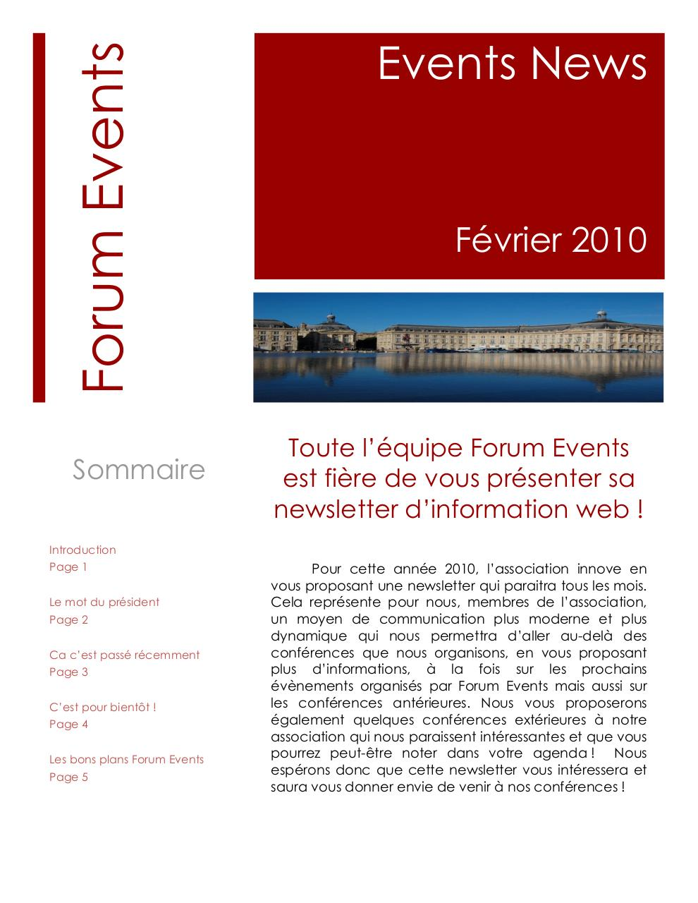 Events News Février 2010.pdf - page 1/5