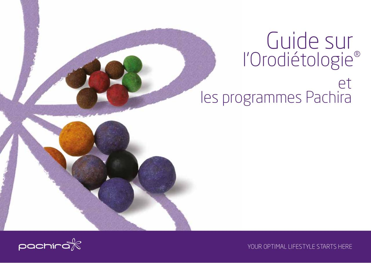 091215-Pachira Guide to Orodietology and QA-FR-1331.pdf - page 1/13