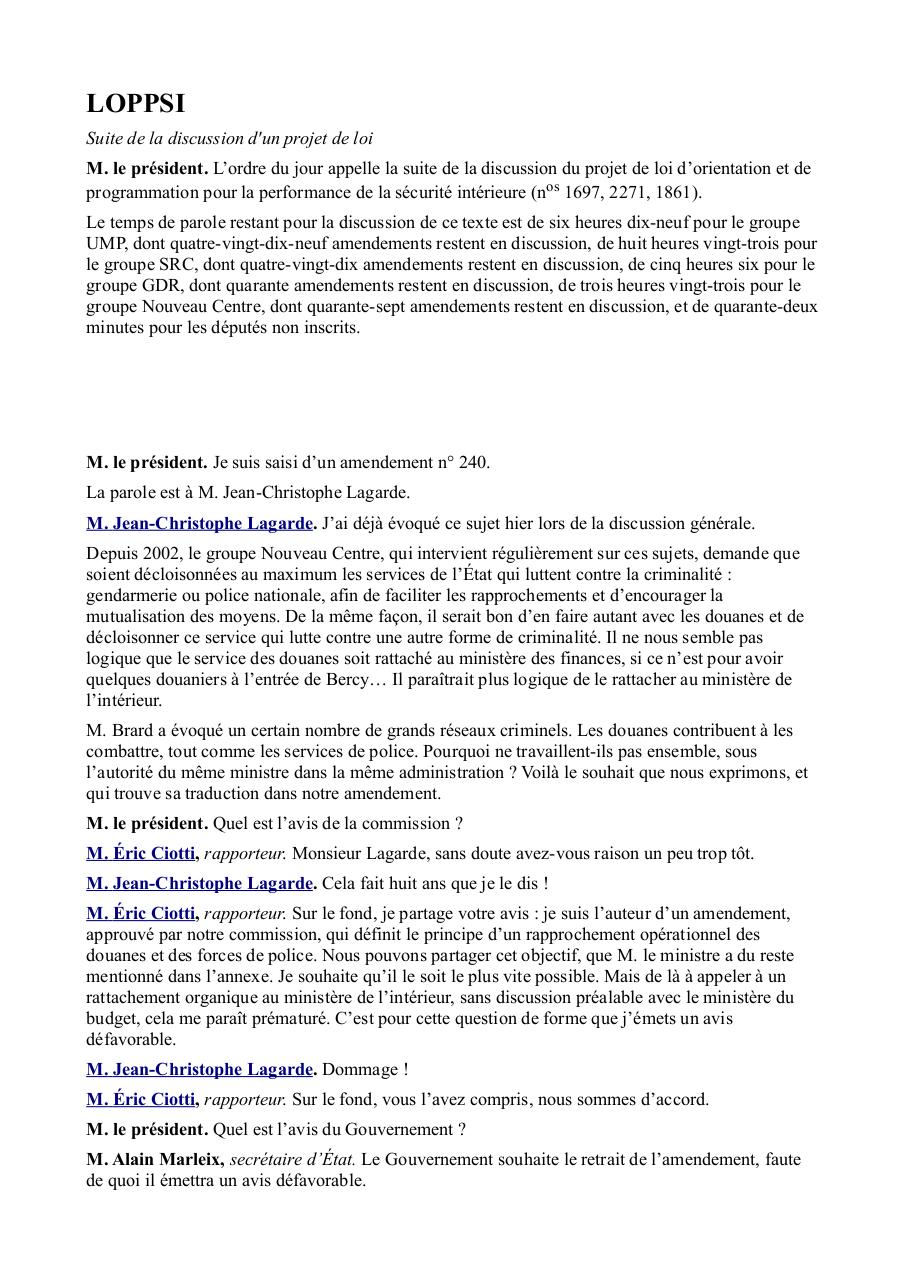 Discussion AN - Douane - Police.pdf - page 2/3
