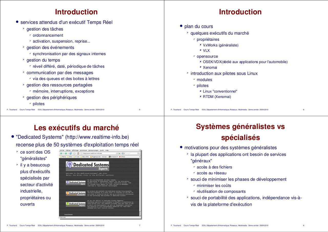 rtos - Fichier PDF