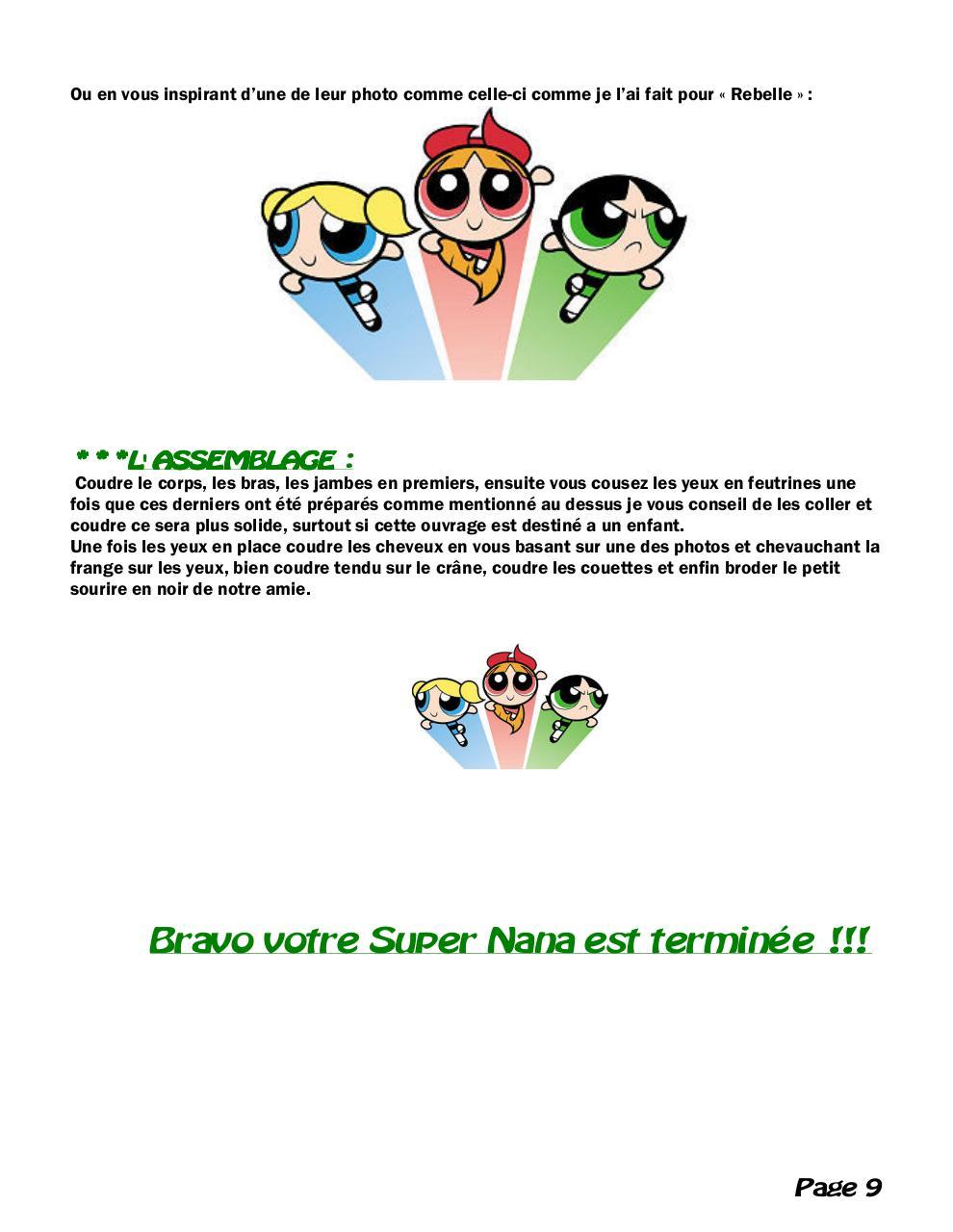 Aperçu super nana - rebelle - brune.pdf - Page 9/10