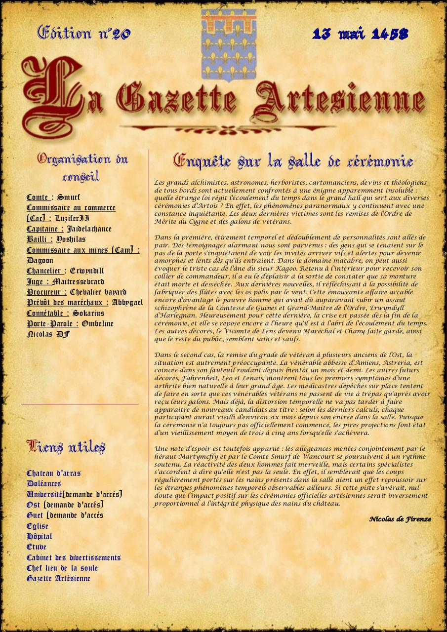 Aperçu du document gazette20.pdf - page 1/8