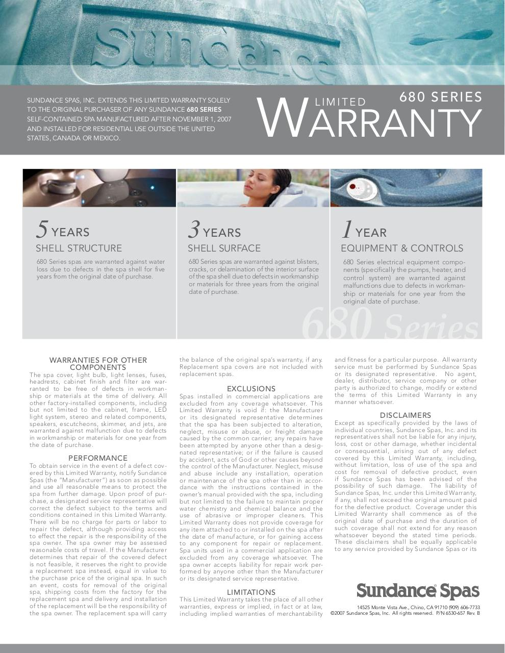 Aperçu du document Warranty 680.pdf - page 1/1