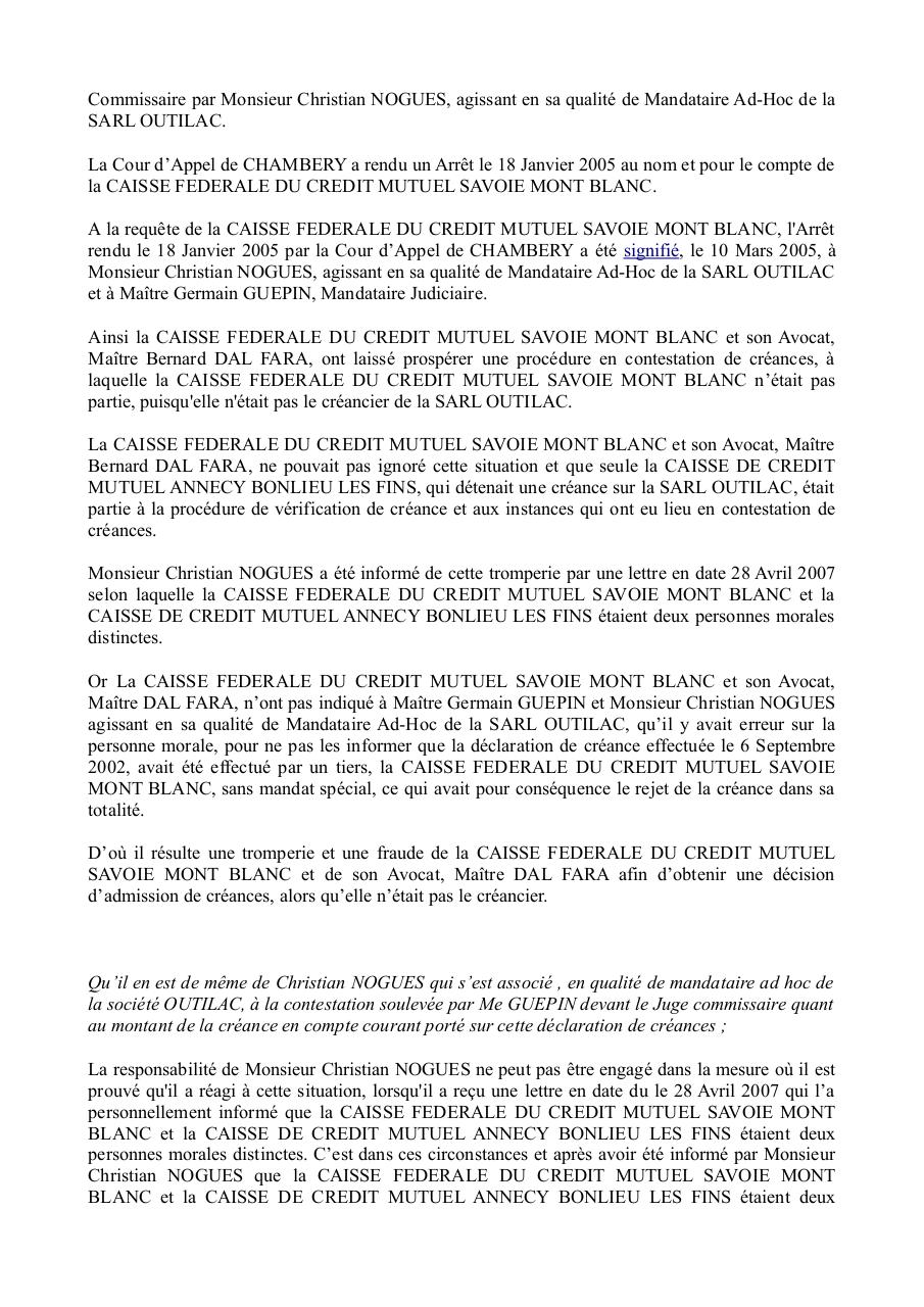 Aperçu du document MOTIVATIONS ET REPONSES COUR APPEL CHAMBERY.pdf - page 2/5