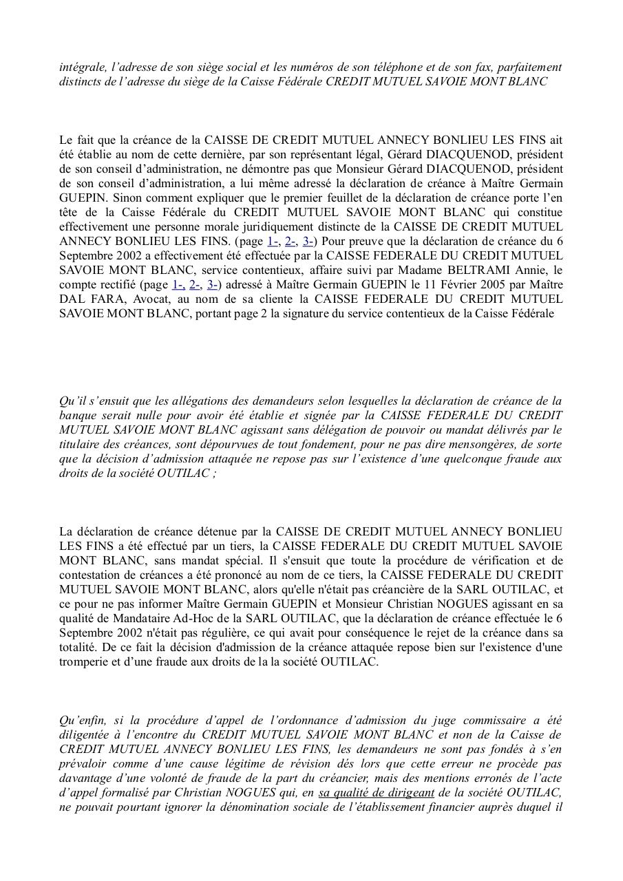Aperçu du document MOTIVATIONS ET REPONSES COUR APPEL CHAMBERY.pdf - page 4/5