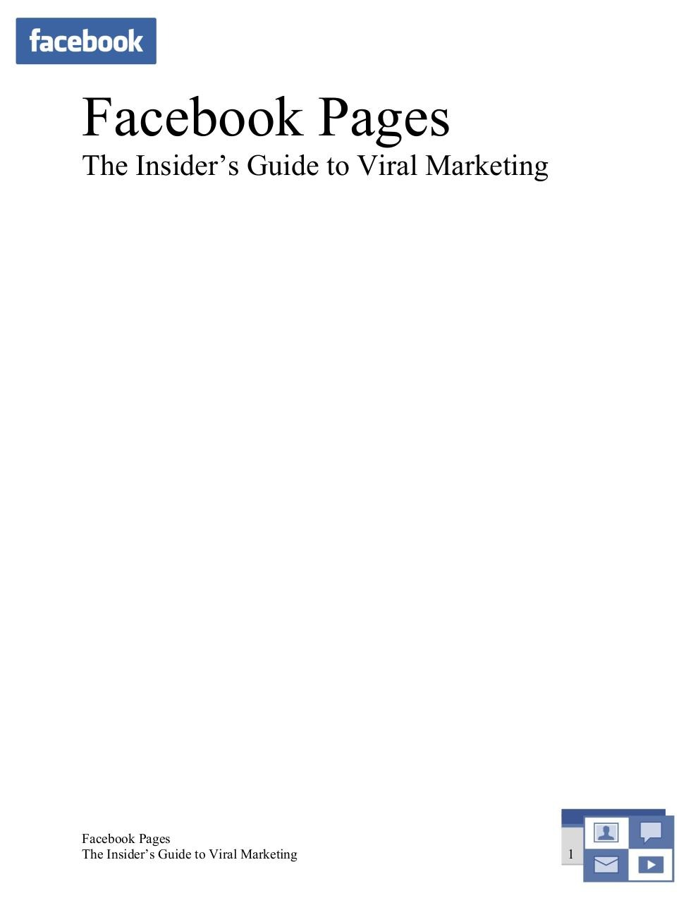 Aperçu du fichier PDF facebook-pages-the-insiderguide-to-viral-marketing.pdf - page 1/28