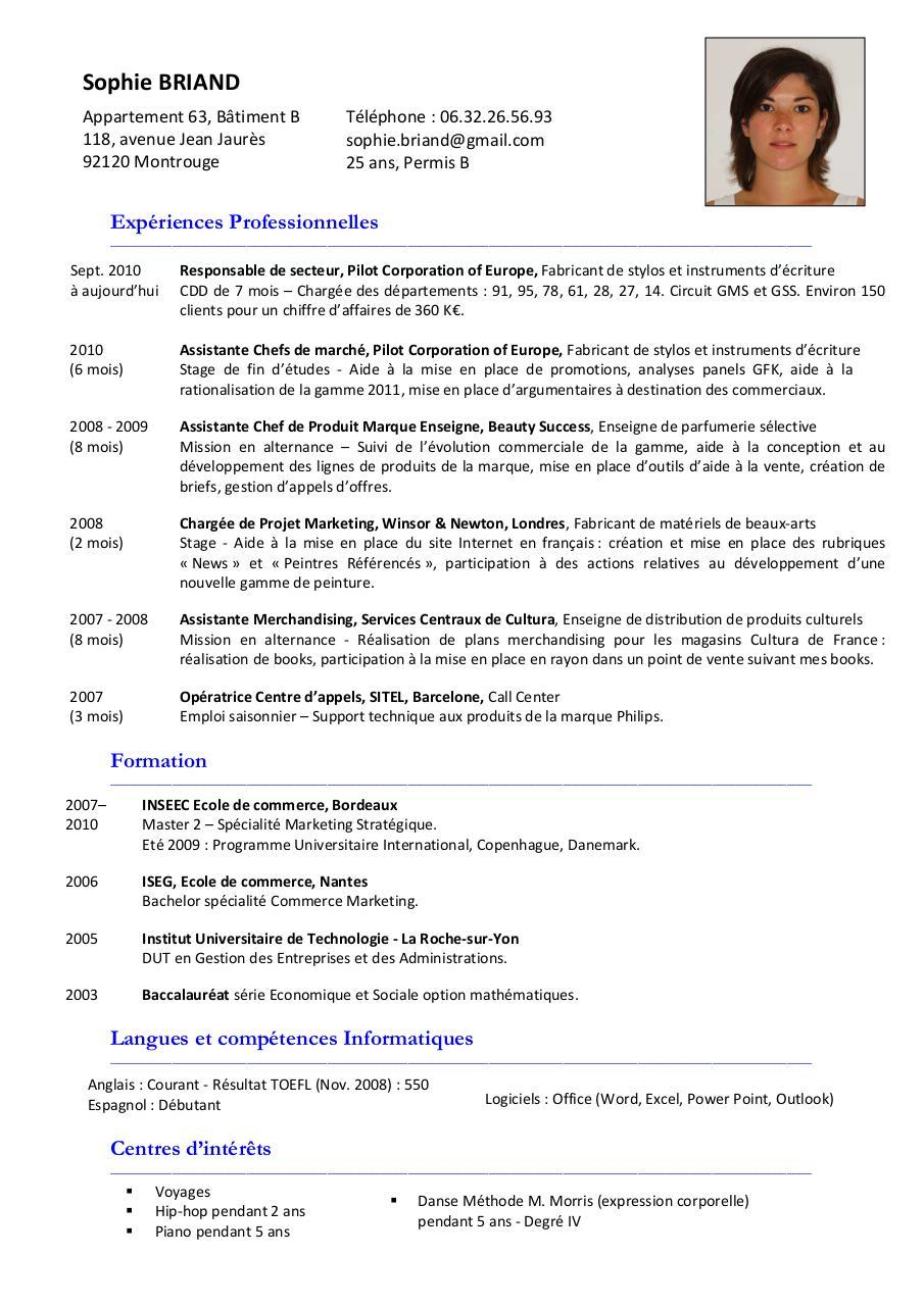 cv sbriand cp pdf par sophie