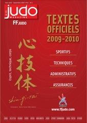 to judo2009 2010 assurances