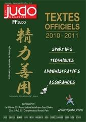 to judo2010 2011 assurances