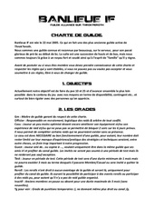 charte de guilde bif 1