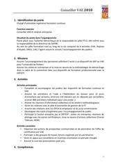 Fichier PDF profil de poste vae safire2010