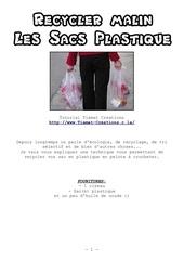 Fichier PDF eco sac plastique
