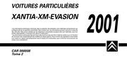 Fichier PDF xm 2001