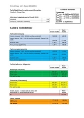 Fichier PDF tarifs studio 201011