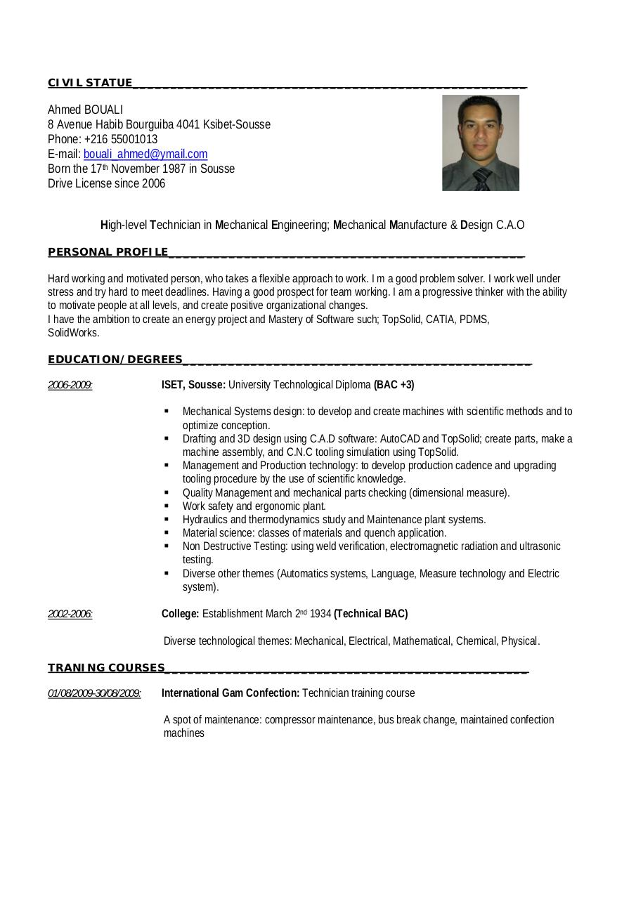 quality engineer resume sle free mechanical quality engineer resume pdf 28 images