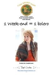 1we 1bolero