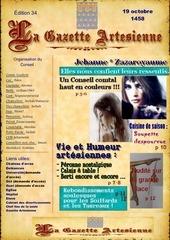 gazette 34