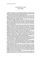 Fichier PDF la chose dans la cave