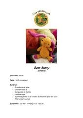 best bunny lion brand traduit