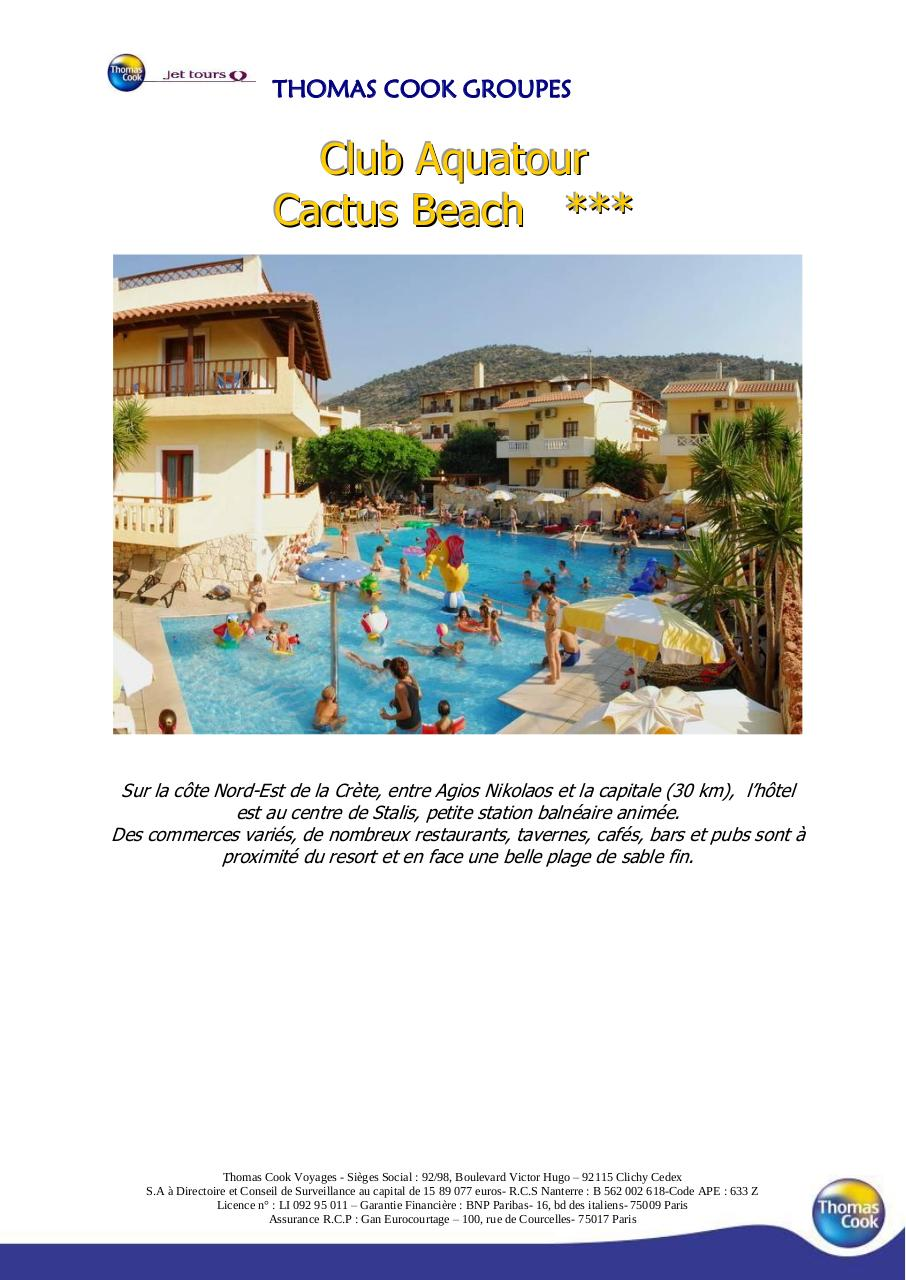 Aperçu du document Cactus Beach-Crete.pdf - page 2/5