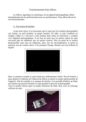 fctionnement reflexe pdf