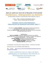 Fichier PDF conference entreprendre au feminin 09112010