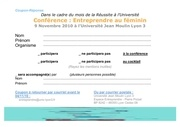 coupon inscription conference 09112010