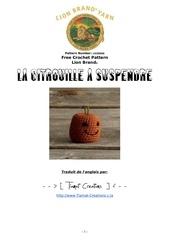 Fichier PDF petite citrouille