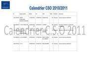 calendrier csosite 1