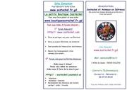 brochure associative 2011
