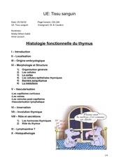 p2 tissu sanguin histologiethymus 2510