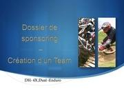 dossier sponsoring team