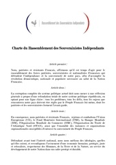 charte rsi