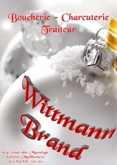 menus de fete wittmann brand