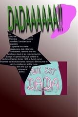 poster dada