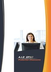 Fichier PDF gpao chaussure