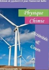 livre de physique et chimie