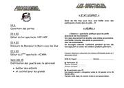 Fichier PDF programme1