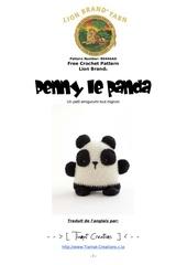 penny le panda
