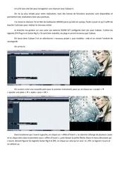 Fichier PDF tuto cubase 5