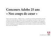 affiches concours25