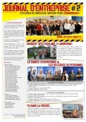 journal entreprise septembre 2010