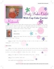 bratz baker box pdf