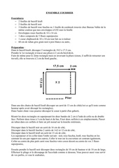 Fichier PDF ensemble courrier
