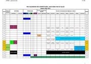 calendrier 2010 2011